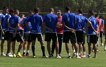 Eduardo confirma Ponte com três novidades para encarar o Atlético-MG