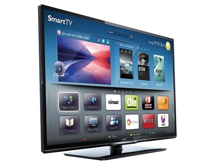 c864be77e Lista reúne as melhores Smart TVs LED de 32 polegadas por até R  1 ...