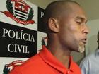 'Não fui eu, foi a cocaína', diz jogador que matou a vizinha em Guarujá, SP