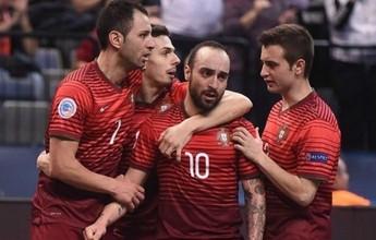 """Ele de novo! Ricardinho dá """"lambreta"""" em rival e faz mais um golaço na Euro"""
