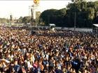 Marcha para Jesus leva milhares de evangélicos para as ruas de SP
