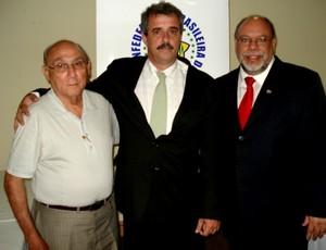 Mauro José da Silva presidente da CBBOXE (Foto: Divulgação / CBBoxe)