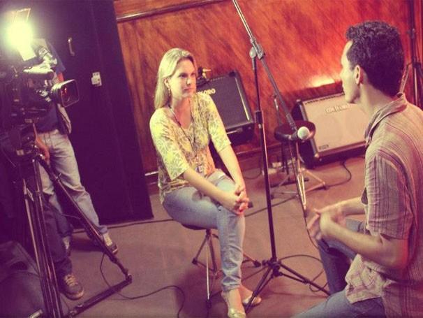 Tharyana entrevistou algumas bandas que irão participar do evento, você não pode perder! (Foto: TVCA)