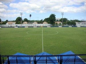 Estádio Antonio Carneiro da Silva, o Carneirão  (Foto: Divulgação)