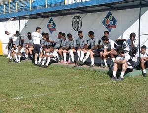 União Barbarense Elenco Copa Paulista Leão da Treze (Foto: Francisco Godoy / Diario SBO)