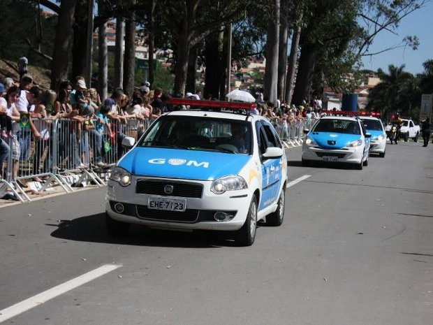 Concurso oferece vagas na Guarda Municipal (Foto: Divulgação/ Reginaldo Maciel )