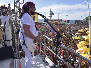 Bell Marques; Carnaval; Bahia (Foto: Elias Dantas/Ag. Haack)