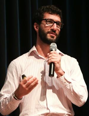 Roberto Teixeira Nahon Marinho, diretor médico do COB (Foto: Ricardo Bufolin/ECP)
