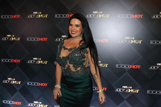 Solange Gomes (Foto: Thiago Duran/AgNews )