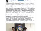 Delegado faz apelo no Facebook e cobra veículos para a polícia de RR