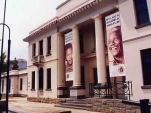 O Museu Nelson Mandela, na África do Sul (Foto: Divulgação/South African Tourism)
