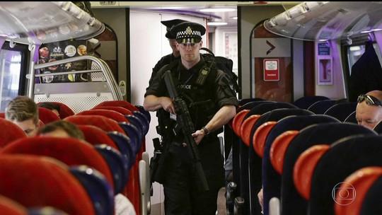 Reino Unido impediu cinco tentativas de atentados nos últimos dois meses