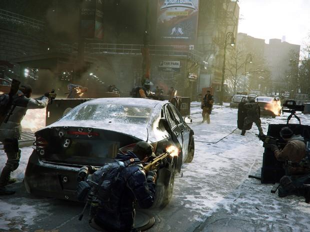 'The Division' tenta imitar sucesso de 'Destiny', mas com roupagem moderna e em Nova York (Foto: Divulgação/Ubisoft)