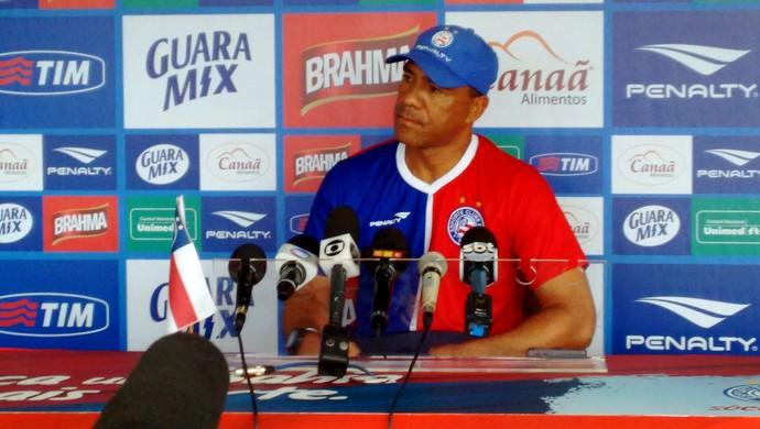 Sérgio Soares; Bahia (Foto: Divulgação/EC Bahia)
