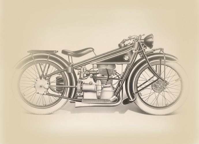 BMW R39 de 1925