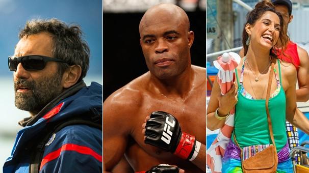 Vêm aí em 2015 a novela das seis Sete Vidas, Anderson Silva no The Ultimate Fighter e a novela das nove Babilônia (Foto: Globo)