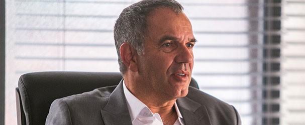 Eurico (Humerto Martins) (Foto: TV Globo)