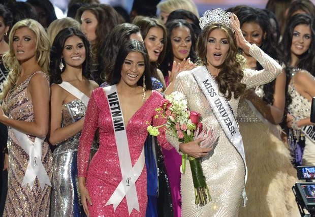 Miss Universo (Foto: AFP)