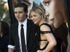 Brooklyn Beckham e Chloë Grace Moretz posam juntos pela primeira vez