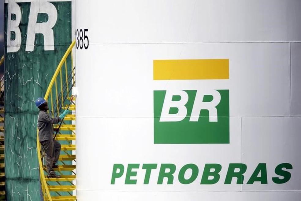 Petrobras tem lucro de R$ 4,45 bi no 1º trimestre, melhor resultado desde 2015 (Foto: Reuters/Ueslei Marcelino)
