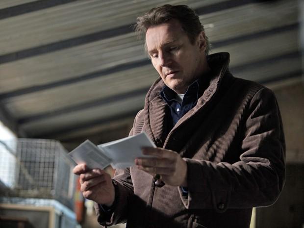 Liam Neeson em 'Caçada mortal' (Foto: Divulgação)