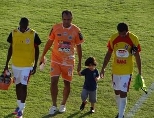 Delmir - goleiro do União (Foto: Ivan Nunes/Arquivo Pessoal)