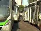 Primeiro dia de greve de motoristas de ônibus de Maringá é tumultuado