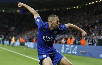 """Com """"Matador de Dragões"""", Leicester vence 1º jogo em casa na Champions"""