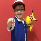Veja quem enviou sua foto para o Talento Kids - Edição Cosplay (Aline Ramos Milheiro Machado)