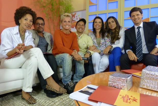 Xuxa convida vocÊ a participar do Transformação 2013 com perguntas (Foto: TV Xuxa / TV Globo)