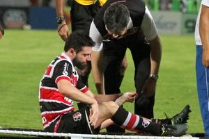 João Paulo Santa Cruz (Foto: Adelson Costa / Pernambuco Press)