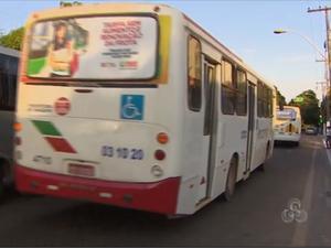CTMac e empresas garantem ônibus até às 5h da manhã do dia 1º de janeiro (Foto: Reprodução/TV Amapá)