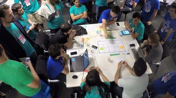 Startup Weekend em Brasília (Foto: Divulgação)
