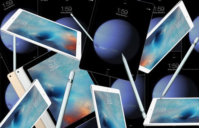 Ganhador da Mega da Virada pode comprar mais de 23 mil iPad Pro (Foto: Arte/Divulgação)