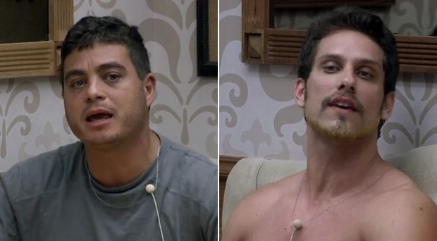 Elieser BBB 13 (Foto: Reprodução/ TV Globo / Big Brother Brasil)