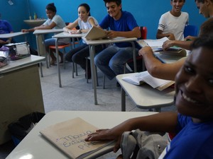 Apae dá atendimento pedagógico especial para crianças e jovens com deficiência (Foto: Arquivo;/Vale Cap Apae Pinda)