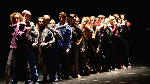 Noite de Gala do Festival de Dança presta homenagem a Iracity Cardoso (Nilson Bastian)