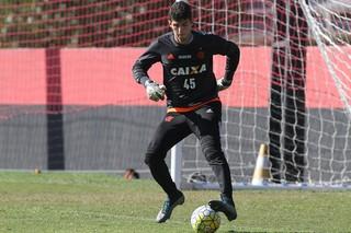 Daniel Flamengo Treino (Foto: Gilvan de Souza/Flamengo)