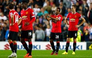 Anderson lamenta derrota do Manchester United (Foto: Getty Images)
