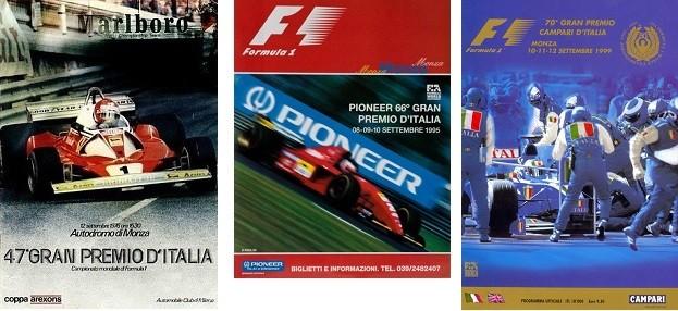cartazes Monza