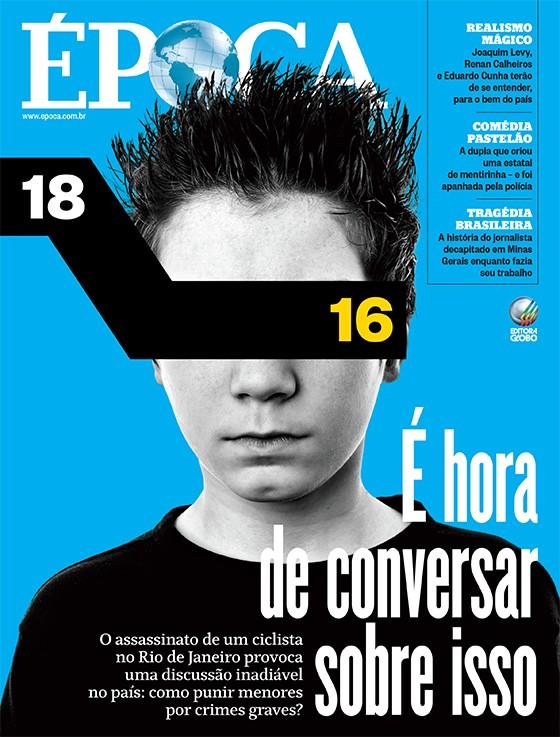 Capa edição 885 (Foto: época )