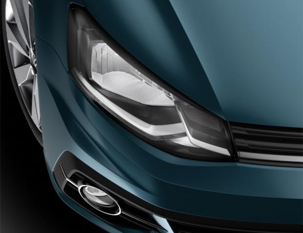Volkswagen Gol tem lanterna revelada em novo teaser (Foto: Volkswagen)