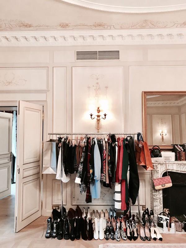 O closet de Camila Coelho (Foto: Divulgação)