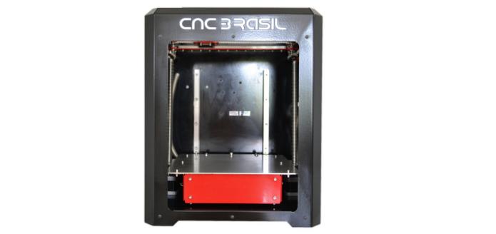 Impressora 3d Standard é modelo mais em conta (Foto: Divulgação/CNC Brasil)