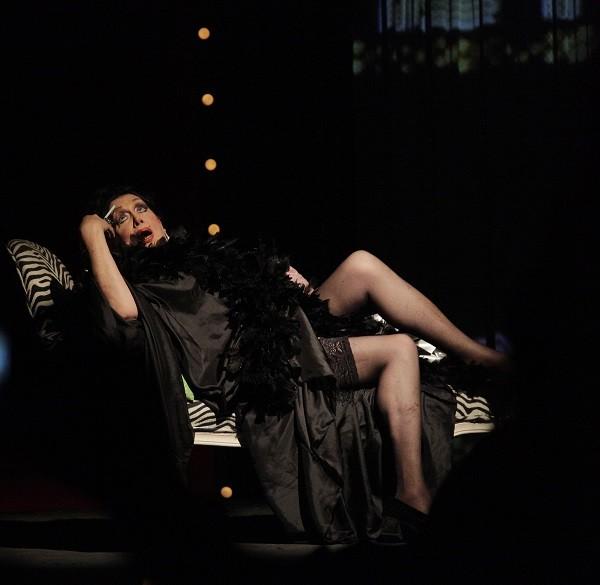 Brigitte de Búzios em Divinas Divas  (Foto: Divulgação)