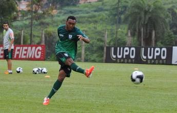 Após derrota por 3 a 0, jogadores do Coelho projetam reação no Mineiro