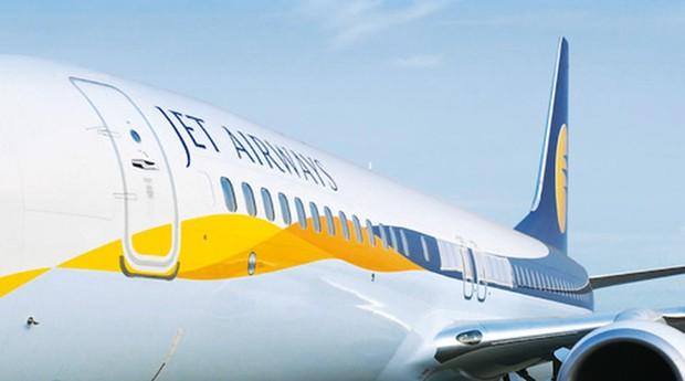 Avião da Jet Airways: bebê que nasceu em voo ganhou passagens grátis pelo resto da vida (Foto: Divulgação)