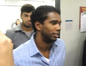 Luiz Antonio julgamento Flamengo (Foto: Cahê Mota)