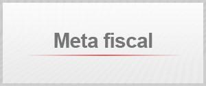 Selo Agenda Meta Fiscal (Foto: Editoria de Arte/G1)