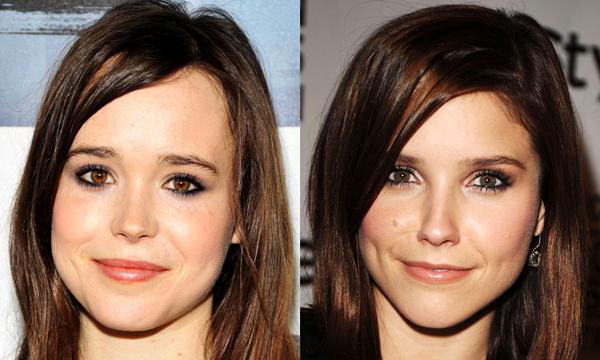 Ellen Page e Sophia Bush (Foto: Divulgação)